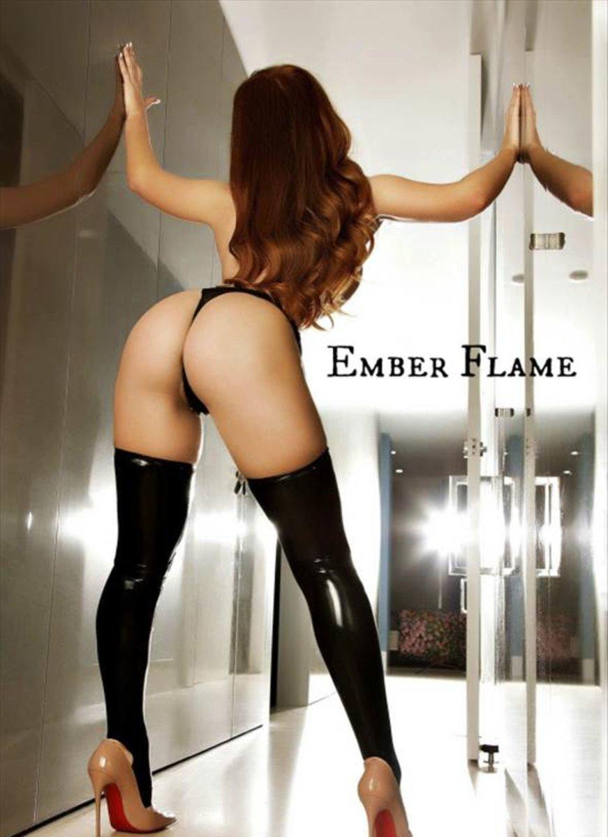 Sydney White Escorts Ember Flame