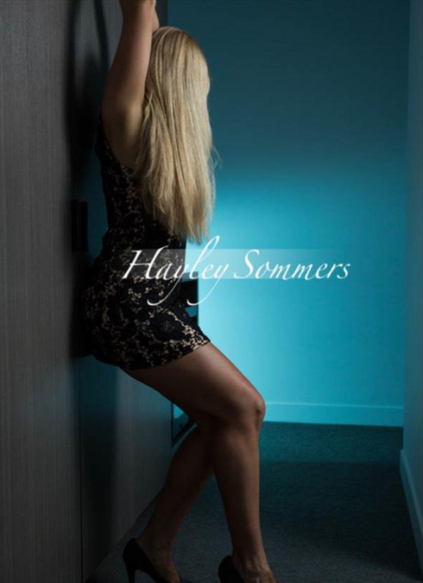 Brisbane European Escorts Hayley Sommers