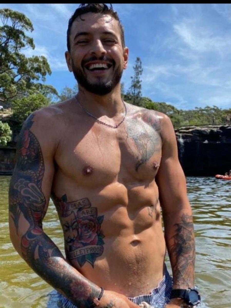 Sydney Latino Escorts Niko