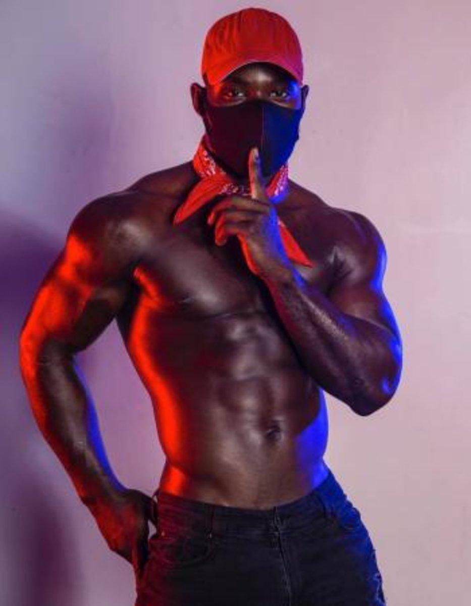 Sydney Black Escorts Dante Johnson